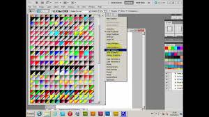 install pattern in photoshop cs6 photoshop gradients how to install gradients in photoshop cs6 cs5