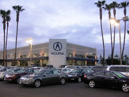 Acura Deler Best Car Dealership Orange County Register