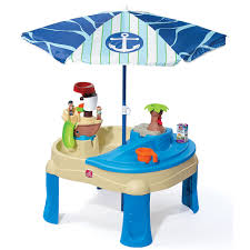 Water Table For Kids Step 2 Step2 Sail Away Adventure Sand U0026 Water Table With Umbrella