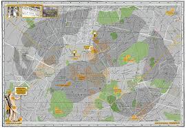 Athens Map Emmanuelle Waeckerle