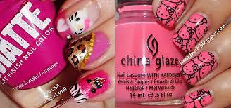 cute hello kitty nail art designs supplies u0026 stickers 2013 2014