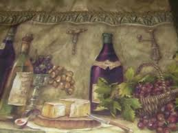 Grapes Kitchen Curtains Wine Grape Varietal Table On Popscreen