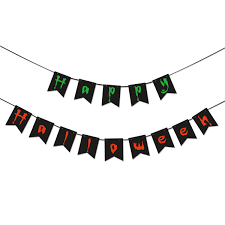 happy halloween clipart banner popular craft flag buy cheap craft flag lots from china craft flag