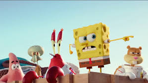 the spongebob movie sponge out of water u0027 film review hollywood