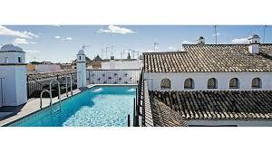 hospes las casas del rey de baeza hotel santa catalina seville