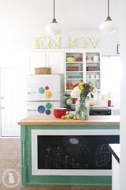 how to decorate space above kitchen cabinets 21 exles of the space above your kitchen cabinets