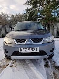 Mitsubishi Outlander 7 Seater In Portrush County Antrim Gumtree