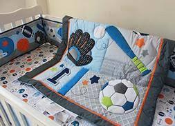 Baby Boy Sports Crib Bedding Sets N A Baby Blanket