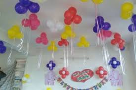 images of birthday decoration at home best birthday decorations in hyderabad 1000 decoration ideas