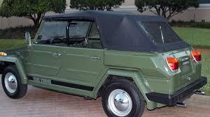 1974 volkswagen thing interior 1974 volkswagen thing convertible t79 kissimmee 2013