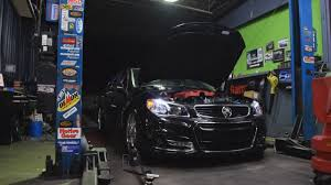 lsa supercharged chevy ss dyno tuning holden vf commodore youtube