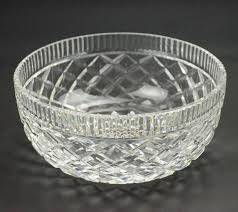 Vintage Waterford Crystal Vases Waterford Crystal Old Patterns Waterford Crystal Bowl Diamond
