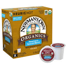 newman s own organics special blend 180 k cup pods