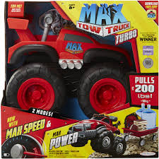 tow truck videos monster truck max tow truck turbo speed red walmart com
