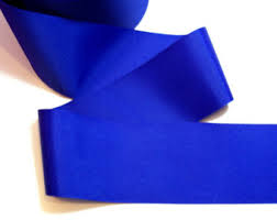 royal blue ribbon royal blue ribbon etsy