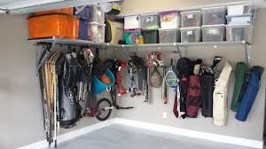 make the most of vertical space in your garage get organized
