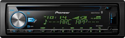 pioneer deh x6900bt cd receiver at crutchfield com