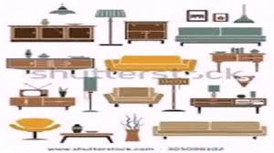 floor plan furniture illustrator youtube