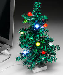usb led tree led tree tinsel tree and