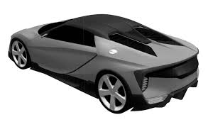 new honda sports car new patents may be for honda u0027s mid engine s2000 replacement image