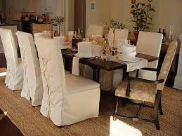 Covered Dining Room Chairs Dining Room Chairs Covers Patterns Chair Design Ideas