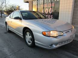2000 used chevrolet monte carlo 2dr coupe ss at the internet car