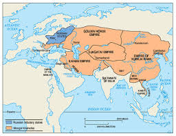 russia map after division important maps eastern europe and russia ap world history p 2