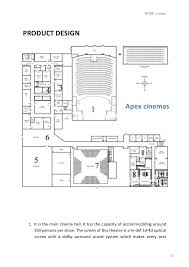 Multiplex Floor Plans Operations Management Of New Offering Multiplex Cinema