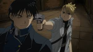 does roy mustang stay blind metal alchemist why isn t lust lustful overthinking it