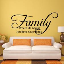 compare prices on family saying wall stickers online shopping buy