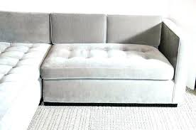 Tufted Sofa Sectional Tufted Sectional Sofa With Chaise Opus Convertible Tufted Chaise