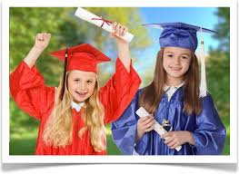 kindergarten cap and gown preschool and kindergartent caps gowns by cap gown