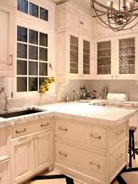 kitchen island black marble countertop small peninsula kitchen