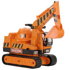 the home depot ride on excavator toys r us toys