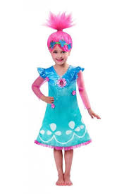 christys dress up official trolls film childs branch or poppy