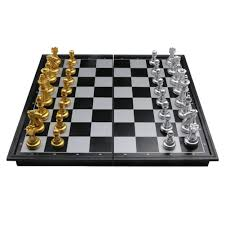 chess set chess board game for kids board games with magnetic