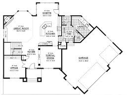5 bedroom house plans with basement house plans