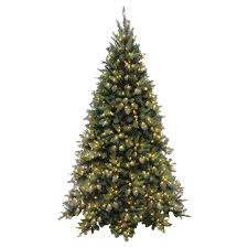 the aisle fir 7 5 green artificial tree