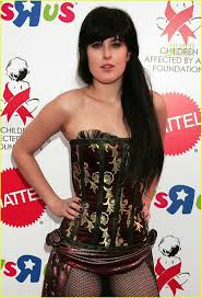 rumer willis u0027s halloween costume photo 692651 bruce willis