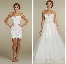 2 wedding dress best 25 convertible wedding dresses ideas on