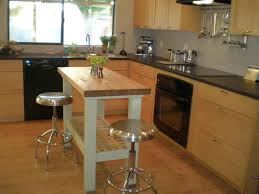 mobile kitchen island with seating kitchen island table with stools herbadams me