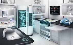 cuisine domotique la cuisine du futur home 2 0