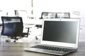 Office Desk Work Laptop In The Office Work Desk Free Photo On Pixabay