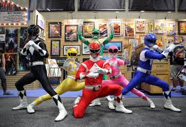 favorite u002790s power rangers reuniting movie