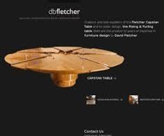 hstead fletcher capstan table pin by arredamenti casa italia on fletcher il tavolo piu