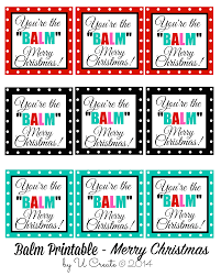 you re the balm printables u create