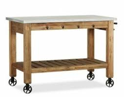 Kitchen Butcher Block Island Ikea Rolling Butcher Block Cart Foter