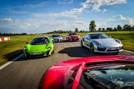 nissan gtr vs porsche 911 nissan gt r vs audi r8 plus vs porsche 911 turbo s vs ferrari 488