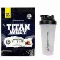 segera ambil whey protein halal titan whey 1kg eco pack whey