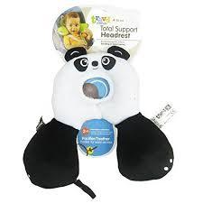 cale tete pour siege auto cale tête pour enfant bébé siège auto voiture panda s pour 0 12m